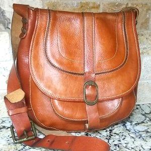 Patricia Nash Barcellona Saddle Bag